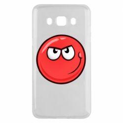 Чехол для Samsung J5 2016 Red Ball game