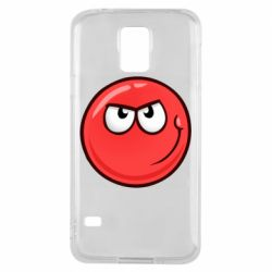 Чохол для Samsung S5 Red Ball game