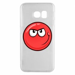 Чохол для Samsung S6 EDGE Red Ball game
