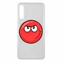 Чехол для Samsung A7 2018 Red Ball game
