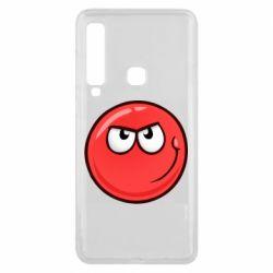 Чехол для Samsung A9 2018 Red Ball game