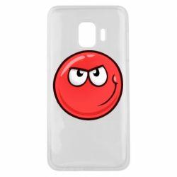 Чехол для Samsung J2 Core Red Ball game