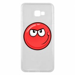 Чохол для Samsung J4 Plus 2018 Red Ball game