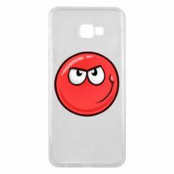 Чехол для Samsung J4 Plus 2018 Red Ball game