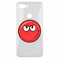 Чехол для Xiaomi Mi8 Lite Red Ball game