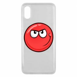 Чехол для Xiaomi Mi8 Pro Red Ball game