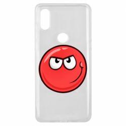 Чехол для Xiaomi Mi Mix 3 Red Ball game