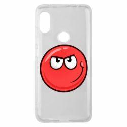 Чехол для Xiaomi Redmi Note 6 Pro Red Ball game