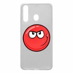 Чохол для Samsung A60 Red Ball game