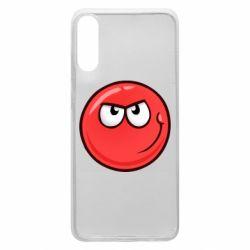 Чехол для Samsung A70 Red Ball game