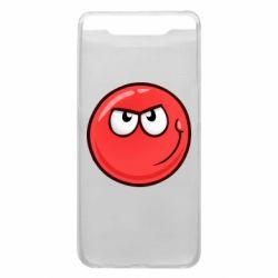 Чехол для Samsung A80 Red Ball game