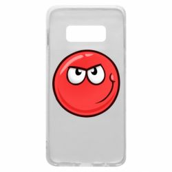 Чехол для Samsung S10e Red Ball game