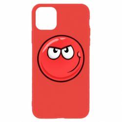 Чехол для iPhone 11 Red Ball game