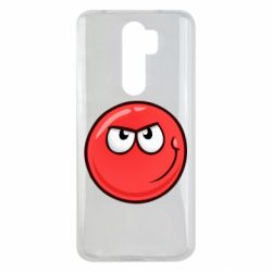 Чехол для Xiaomi Redmi Note 8 Pro Red Ball game