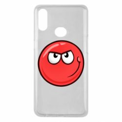 Чохол для Samsung A10s Red Ball game