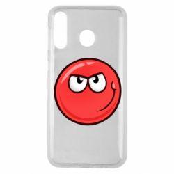 Чохол для Samsung M30 Red Ball game