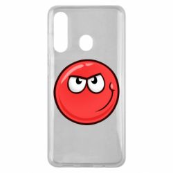 Чехол для Samsung M40 Red Ball game