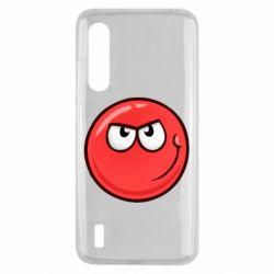 Чехол для Xiaomi Mi9 Lite Red Ball game