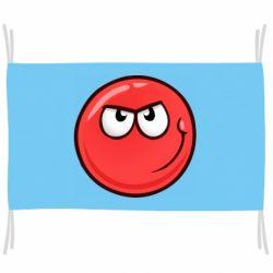 Флаг Red Ball game
