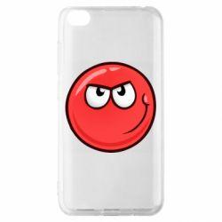 Чехол для Xiaomi Redmi Go Red Ball game