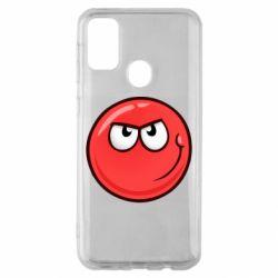 Чехол для Samsung M30s Red Ball game