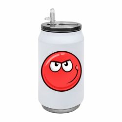 Термобанка 350ml Red Ball game