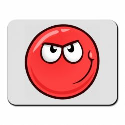 Килимок для миші Red Ball game