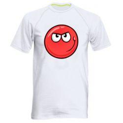 Чоловіча спортивна футболка Red Ball game
