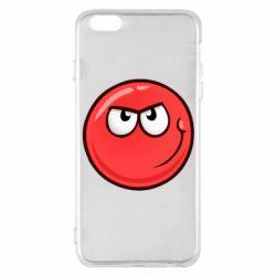 Чохол для iPhone 6 Plus/6S Plus Red Ball game