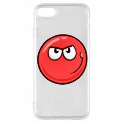 Чехол для iPhone 7 Red Ball game