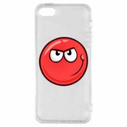 Чехол для iPhone5/5S/SE Red Ball game