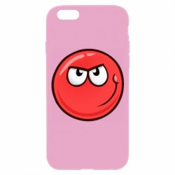 Чохол для iPhone 6/6S Red Ball game
