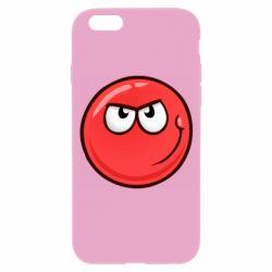 Чехол для iPhone 6/6S Red Ball game