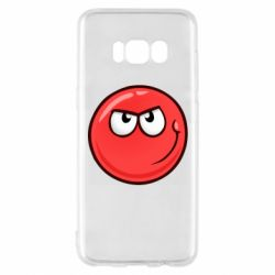 Чохол для Samsung S8 Red Ball game