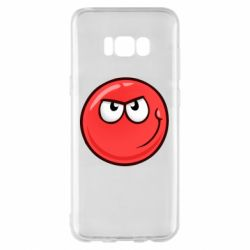 Чохол для Samsung S8+ Red Ball game
