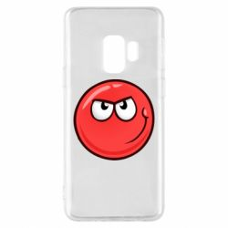 Чохол для Samsung S9 Red Ball game