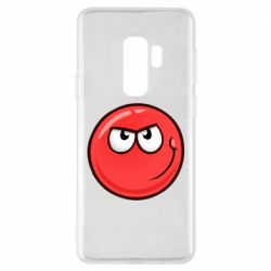 Чехол для Samsung S9+ Red Ball game