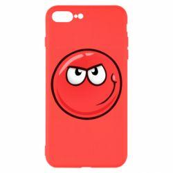 Чехол для iPhone 8 Plus Red Ball game