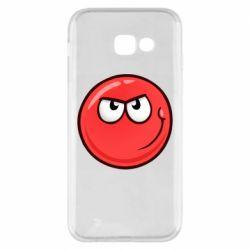 Чехол для Samsung A5 2017 Red Ball game