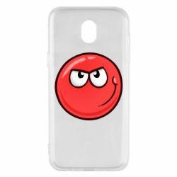 Чохол для Samsung J5 2017 Red Ball game