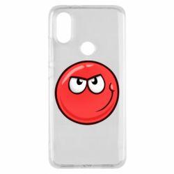 Чехол для Xiaomi Mi A2 Red Ball game