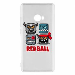 Чехол для Xiaomi Mi Note 2 Red ball heroes