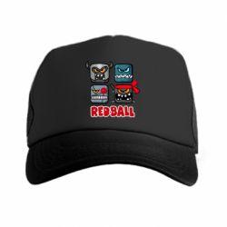 Кепка-тракер Red ball heroes