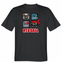 Чоловіча футболка Red ball heroes