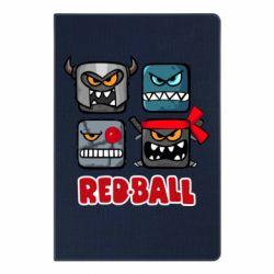 Блокнот А5 Red ball heroes