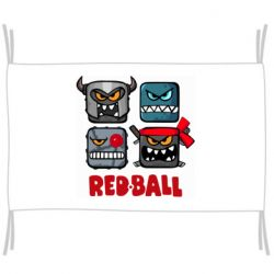Прапор Red ball heroes
