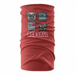 Бандана-труба Red ball heroes