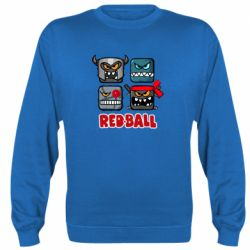 Реглан (світшот) Red ball heroes
