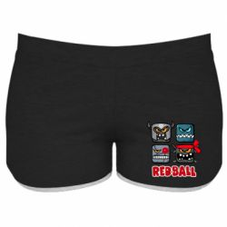 Жіночі шорти Red ball heroes
