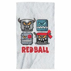 Рушник Red ball heroes